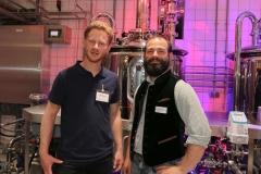 Brauermeisterschaft in der Berufsschule für Brauwesen in München 2018