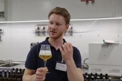 Peter Haidacher, Brauermeisterschaft in der Berufsschule für Brauwesen in München 2018