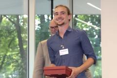 Jannik Bökenförde, Brauermeisterschaft in der Berufsschule für Brauwesen in München 2018