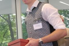 Lennart Dege, Brauermeisterschaft in der Berufsschule für Brauwesen in München 2018