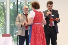 Lisa Goldmann, Brauermeisterschaft in der Berufsschule für Brauwesen in München 2018