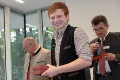 Christoph Schreieder, Brauermeisterschaft in der Berufsschule für Brauwesen in München 2018