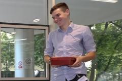 Matthias Zellner, Brauermeisterschaft in der Berufsschule für Brauwesen in München 2018