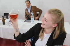 Brauermeisterschaft in der Berufsschule für Braugewerbe in München 2019
