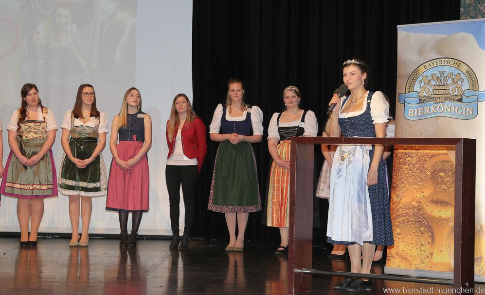 Casting Bierkönigin 2018