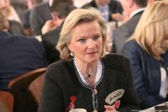 Angela Inselkammer, Maibockanstich im Hofbräuhaus in München 2019