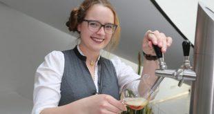 Siegerin Braumeisterschaft München Teresa Seidl