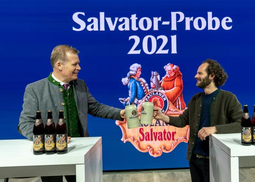 Steinfatt Schafroth Salvator-Probe 2021